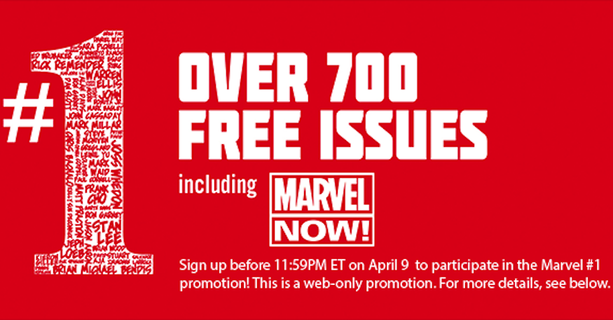 Marvel-comixology