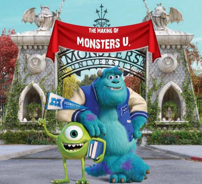 monsters u box