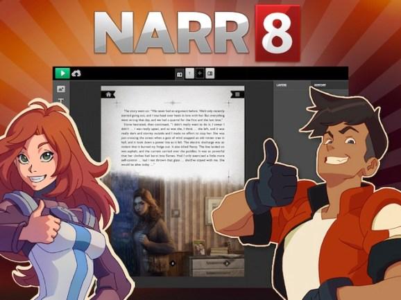 Narr8 Editor