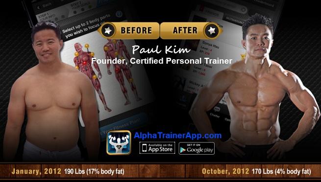 paul kim alpha trainer