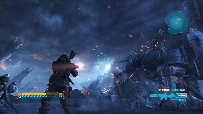 Lost Planet 3 is repositioning the franchise for mainstream