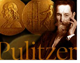 Pulitzer logo, from the Pulitzer website