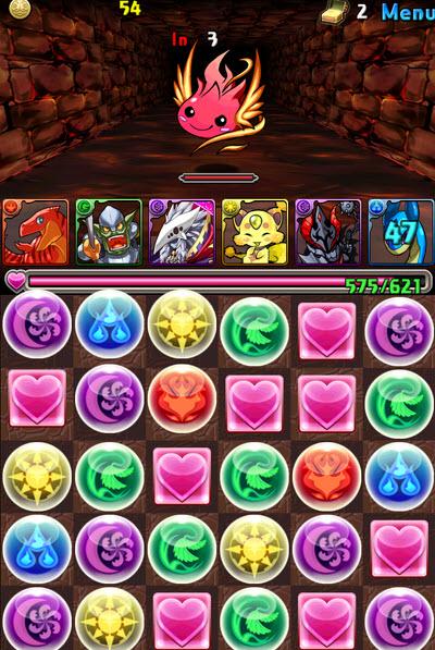 puzzle & dragons 3
