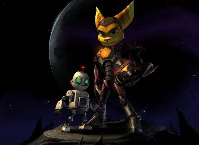ratchet and clank big