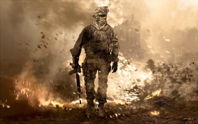 Respawn modern military shooter