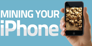 Mining your iPhone: Recycling iPhones yields gold, silver, platinum, and more (infographic)