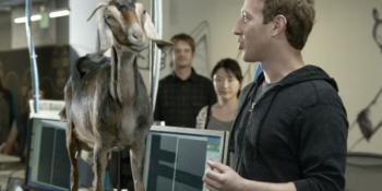 Mark Zuckerberg's hilarious Facebook Home intro video