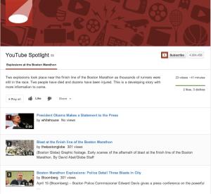 youtube boston marathon