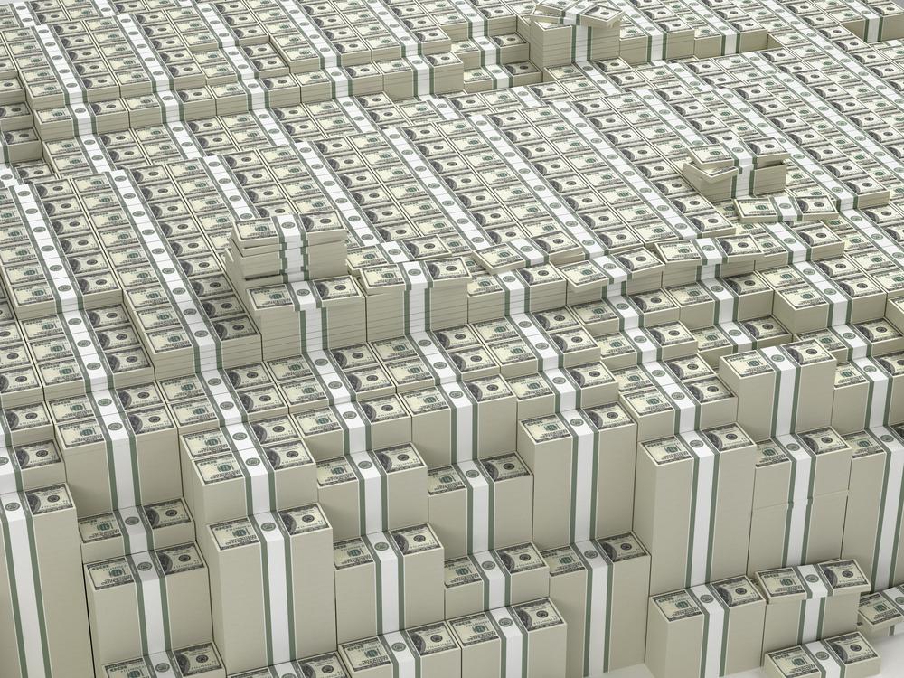 billion dollars