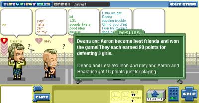 sissyfight game screen 3