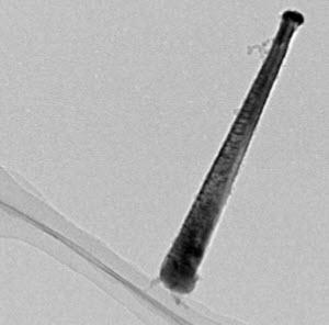 sol voltaics gallium arsenide nanowire