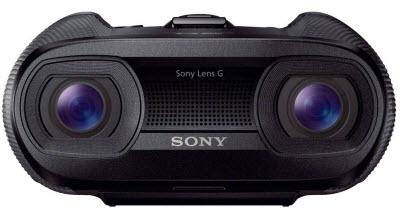 sony binocular 2