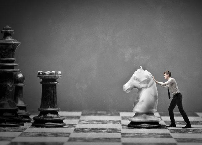 ss businessman chess