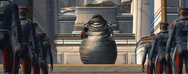 Star Wars: The Old Republic DLC expansion