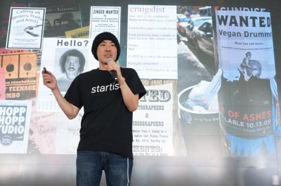startist era demo day