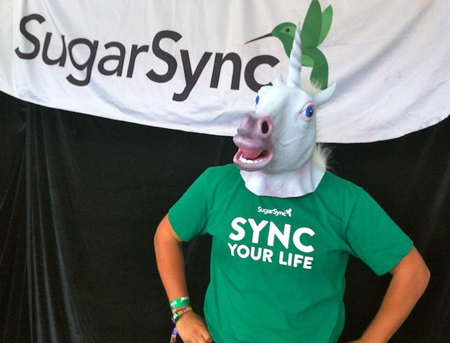sugarsync unicorn