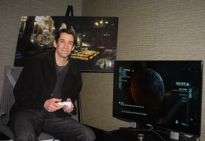 Ted Price, CEO of Insomniac Games