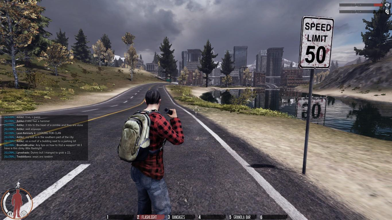 zombie survival games online