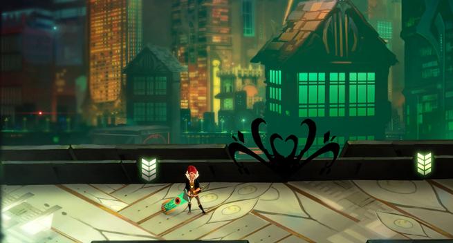 Supergiant Games' next epic, Transistor, hits PlayStation 4