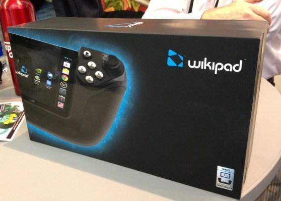 Wikipad (box)