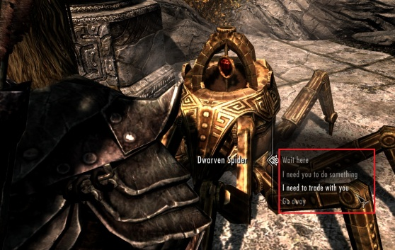 Skyrim: Dwemer Followers