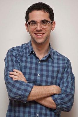 Aaron Hackruiter Headshot