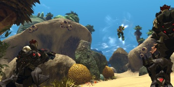 Firefall developer Red 5 Studios denies that it didn't pay employees