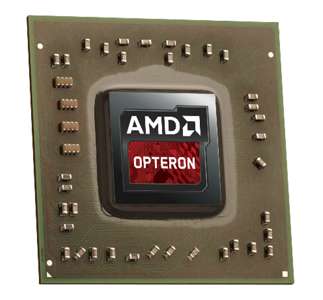 amd opteron server chips