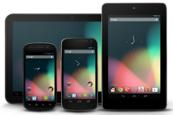 Android design devices