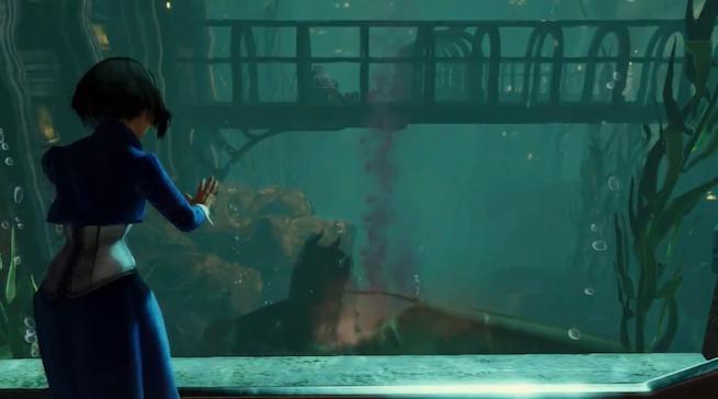 BioShock Infinite -- Big Daddy