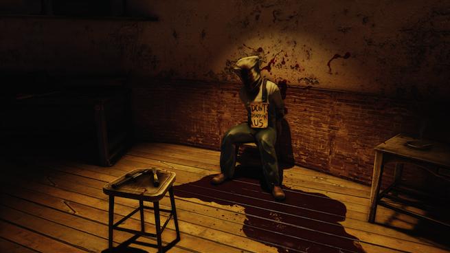 BioShock Infinite Lighthouse Corpse