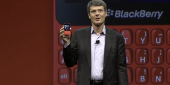 BlackBerry's next potential turnaround strategy: going private