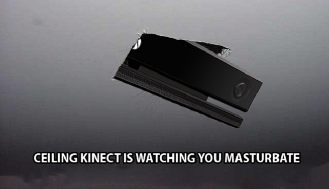 Ceiling Kinect
