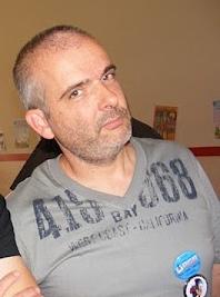 Nightmare Busters programmer Christophe Gayraud