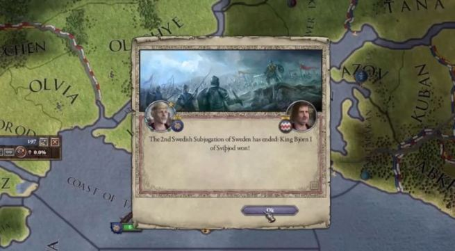 Crusader Kings II: The Old Gods expansion