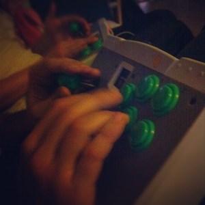 Dreamcast arcade sticks