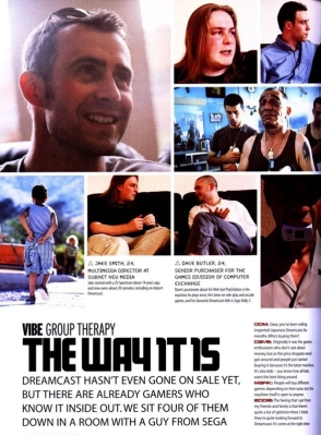 Official Dreamcast Magazine (UK) issue 1