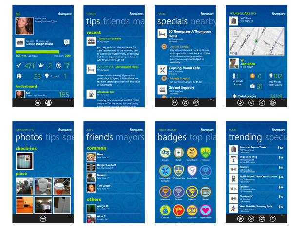 New Apps for Windows Phone 8