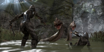 The Elder Scrolls Online will have a $15 monthly subscription fee