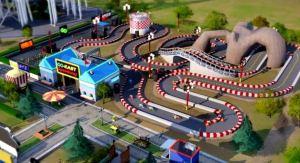 Go Kart SimCity