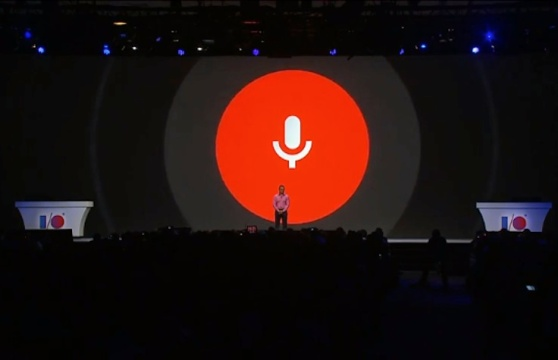 "Google's ""conversational search"" demoed at Google I/O 2013"