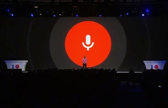 "Google's ""conversational search"" demoed at Google I/O 2013"