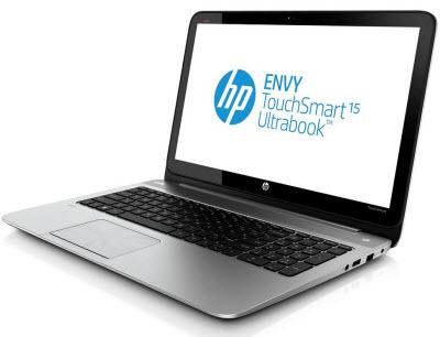 hp envy touchsmart 15 ultrabook