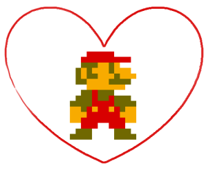 love at first sight mario