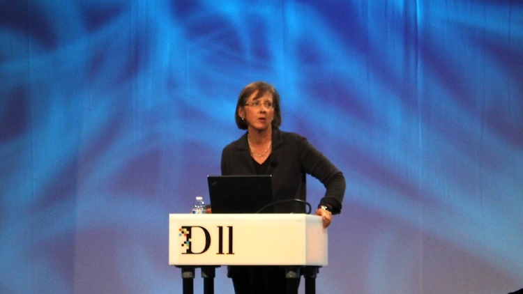 Mary Meeker at D11