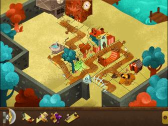 Puzzle Axe - maze
