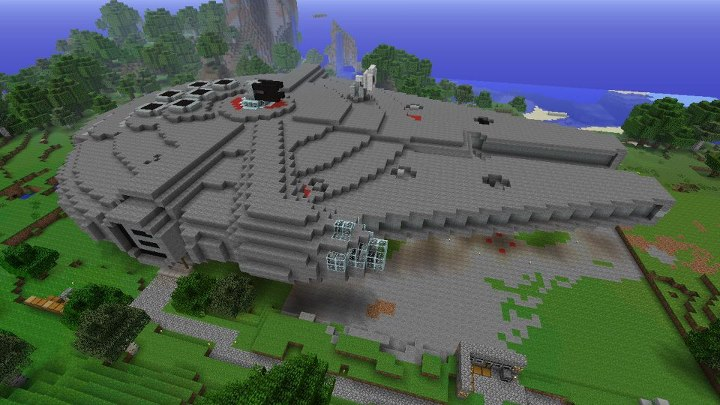 Here is what's different in Minecraft: Xbox 360 Edition