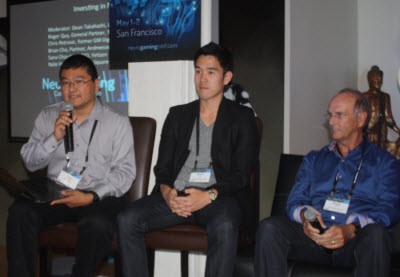 Dean Takahashi, Brian Cho, and Roger Quy