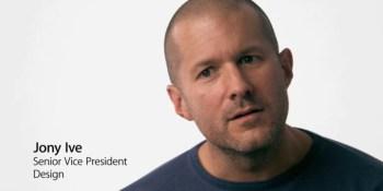 Sir Jony Ive's new iOS7: 'black, white, and flat'