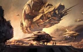 Blizzard sci-fi MMO